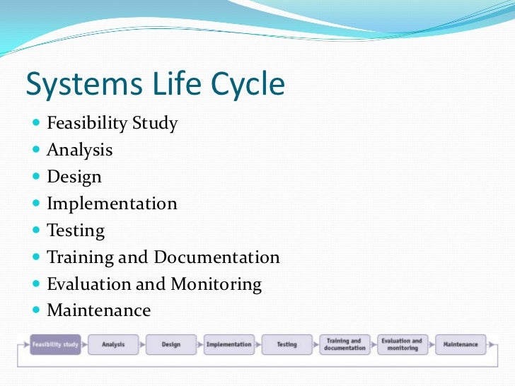 system analysis and design life cycle essay There are many names for the system analysis and design life cycle the most  common name for the process is the system development life cycle (sdlc), also .