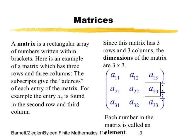 how to solve augmented matrix