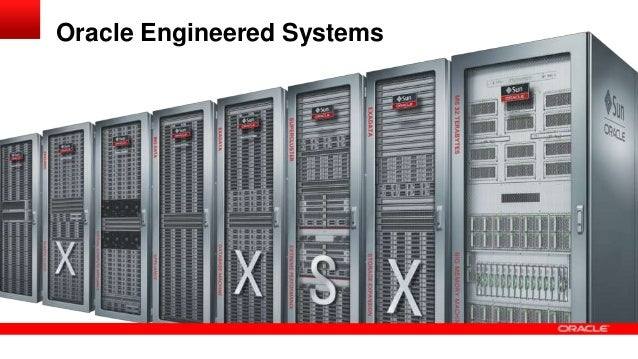 Systems Oracle Overview Hardware