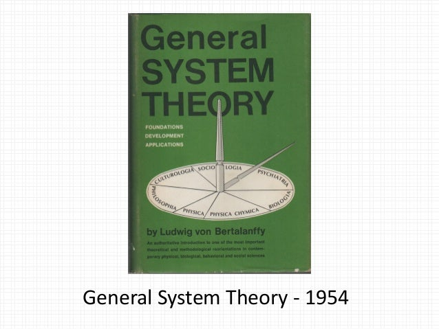 How and why requires that we understand what a system is