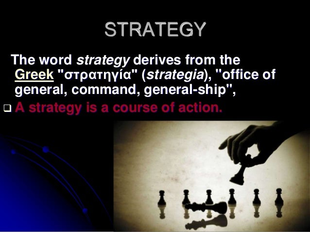  Functional strategies  Identify the basic courses of action that each department will pursue in order to help the busin...