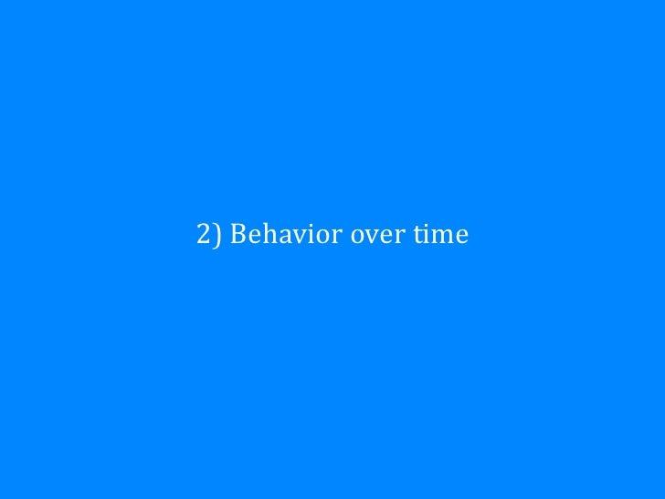 2) Behavior over time#IAS12 - @johannakoll