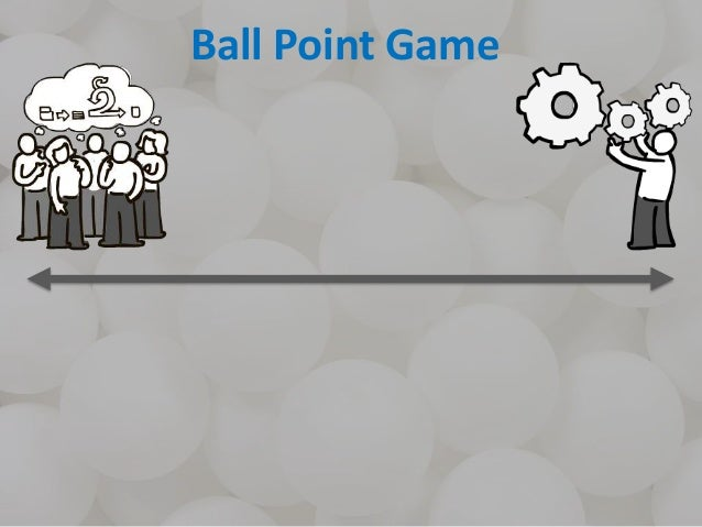 Ball Point Game