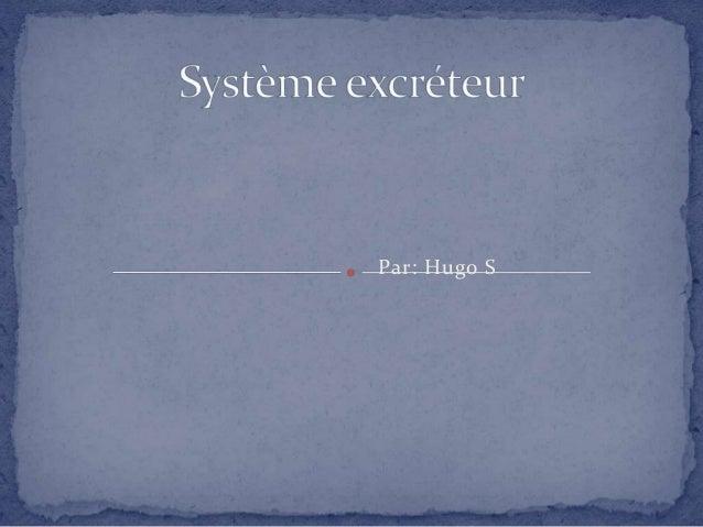 Par: Hugo S