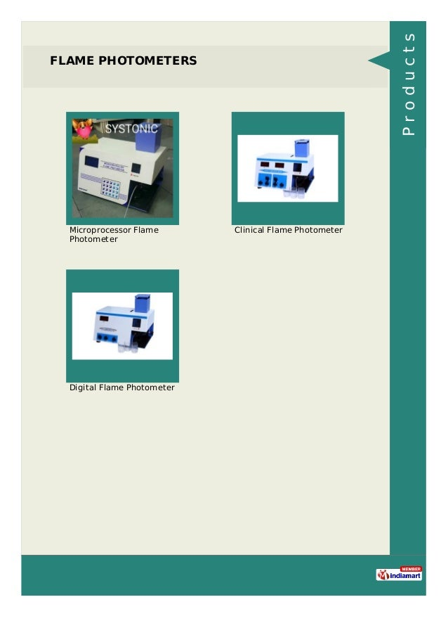 FLAME PHOTOMETERS Microprocessor Flame Photometer Clinical Flame Photometer Digital Flame Photometer Products