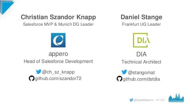 The Trial - Clicks, Code, and Kafka, Christian Szandor Knapp, Daniel Stange Slide 2