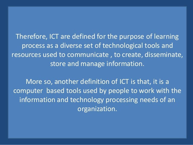 evolution of information technology and its The evolution of computing is approached here using  in the evolution of  eg a computer is information technology even though its case is just.