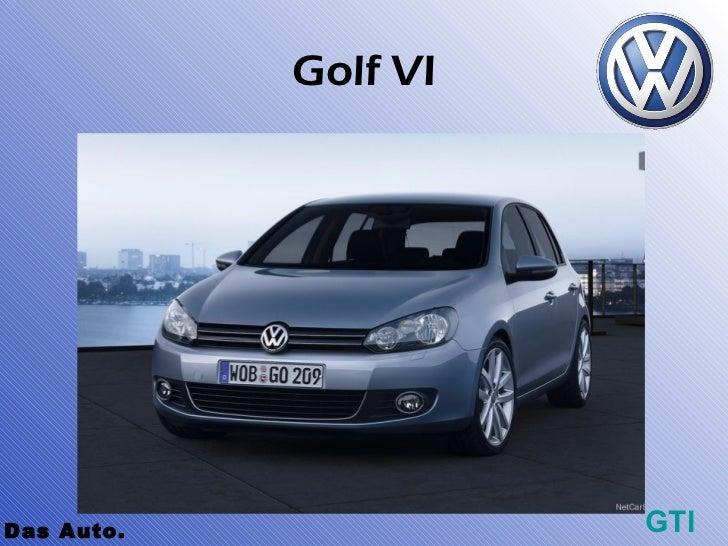 Golf VIDas Auto.             GTI