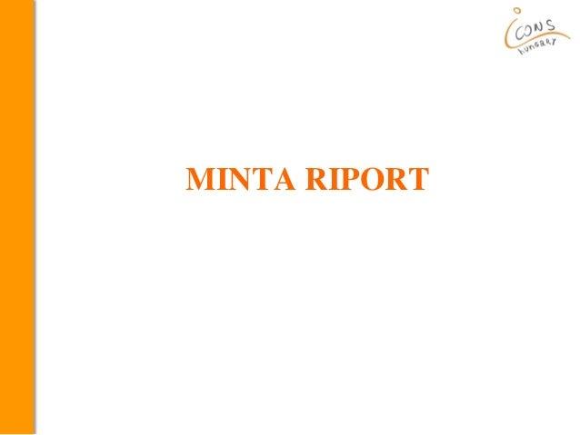 MINTA RIPORT