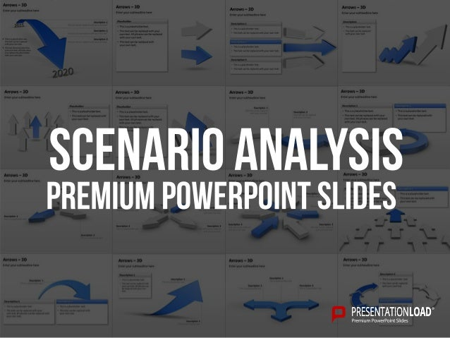 Page  2 YOUR LOGO Scenario Analysis Strategic Planning / Scenario Funnel Time Present Observablequantity Trendscenario Wo...