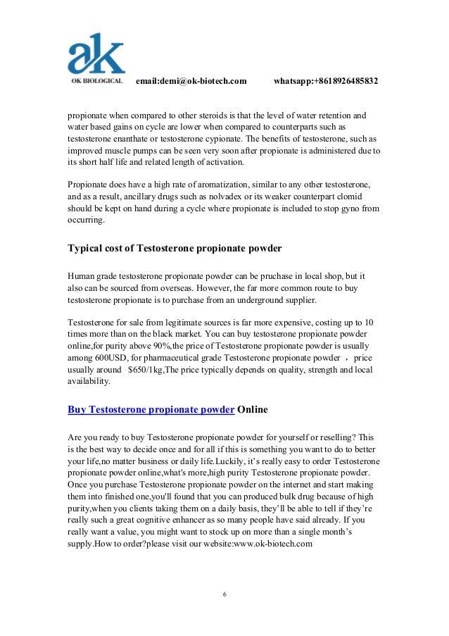 SZOB --testosterone propionate powder for bodybuilding - 副本