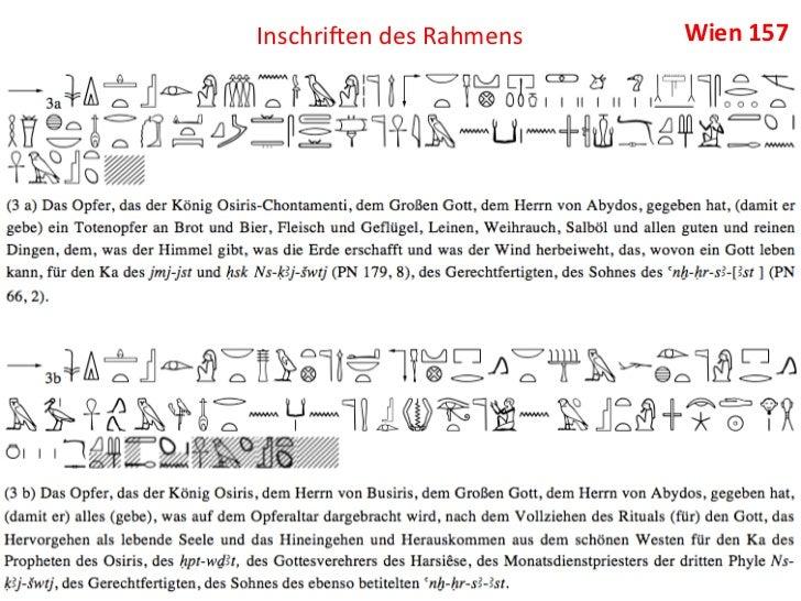 Inschri(en des Rahmens    Wien 157