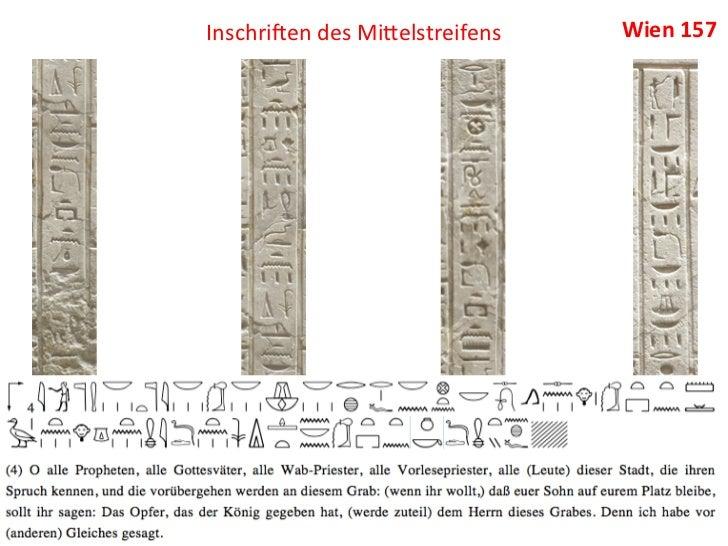Inschri(en des Mi?elstreifens    Wien 157