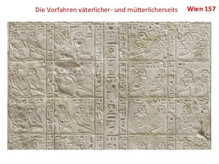 Die Vorfahren väterlicher-‐ und mü?erlicherseits    Wien 157