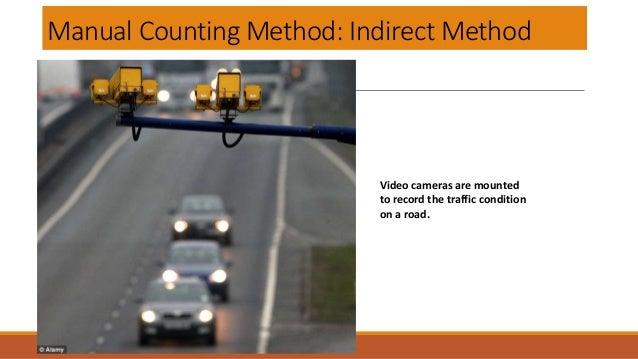 Traffic Volume Study