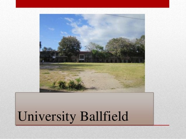 University Ballfield