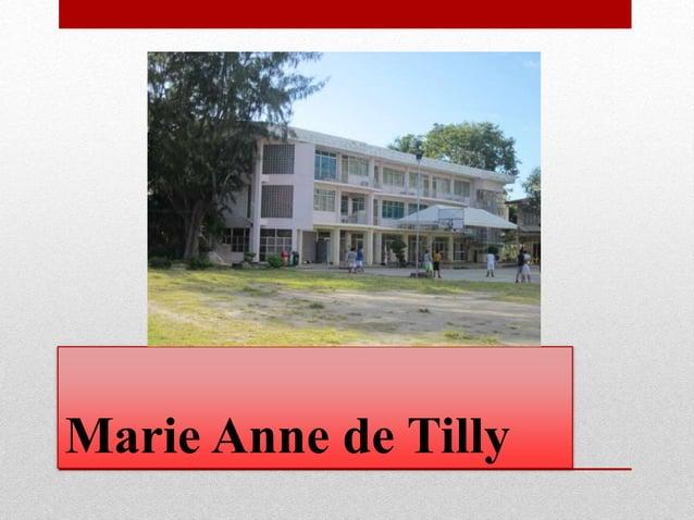 Marie Anne de Tilly