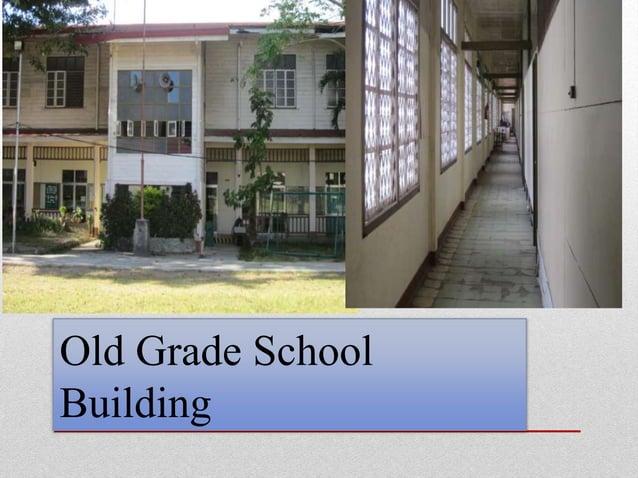 Old Grade School Building