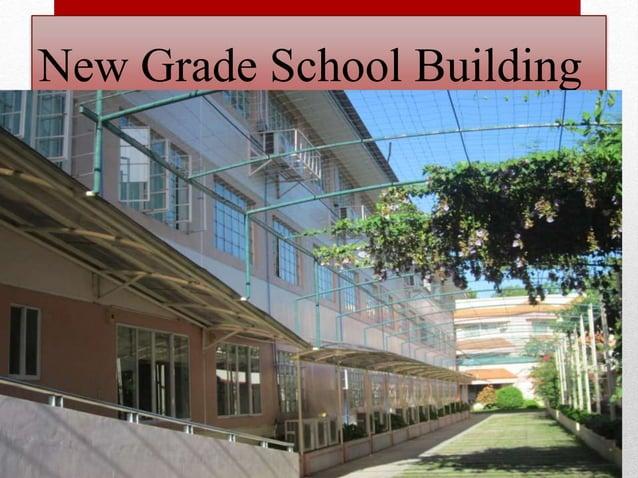 New Grade School Building