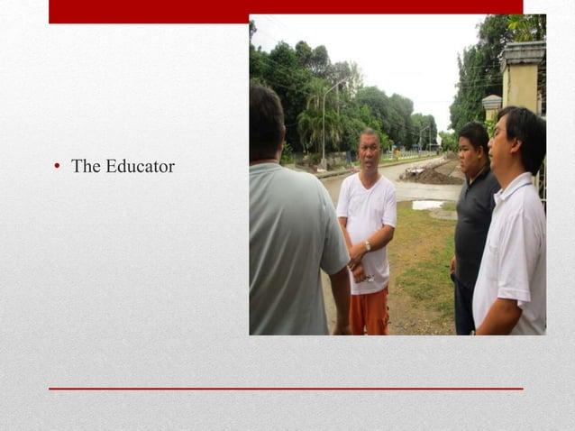 • The Educator