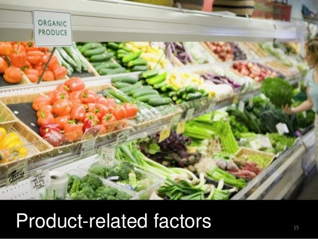 Product-related factors 15