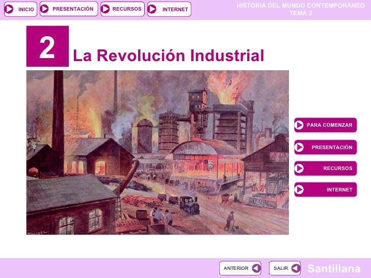 T. 2 la revolución industrial 2010