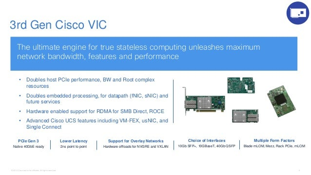 UCS Update: Efficiently Managing your server environment for traditio…