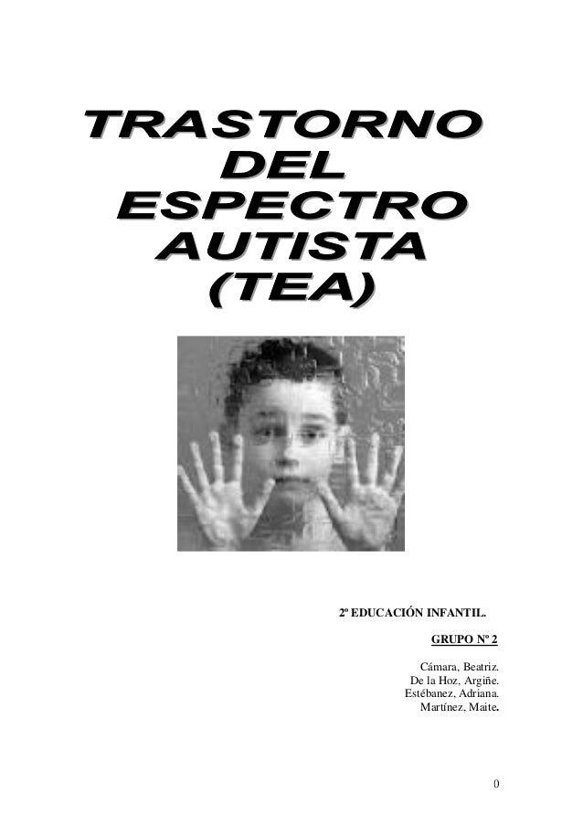 2º EDUCACIÓN INFANTIL.              GRUPO Nº 2            Cámara, Beatriz.          De la Hoz, Argiñe.         Estébanez, ...