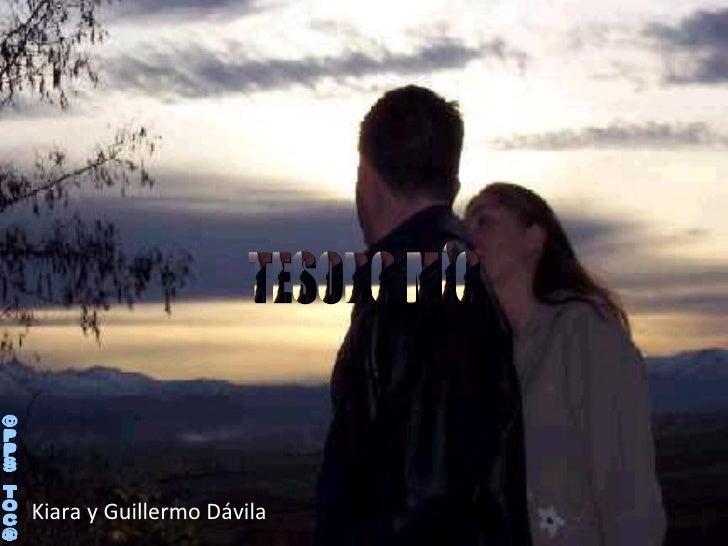 Kiara y Guillermo Dávila ©PPS TOC® TESORO MÍO