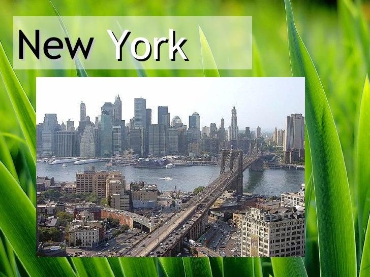 new york work
