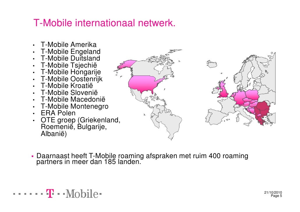 Ddma Data Quality Award 2010 Presentatie T Mobile Netherlands Jo