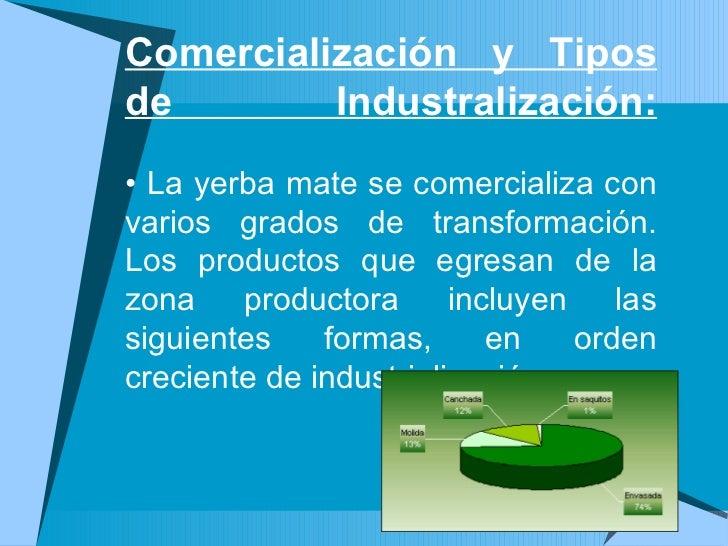 Circuito Productivo De La Yerba Mate : Circuito productivo de la yerba mate
