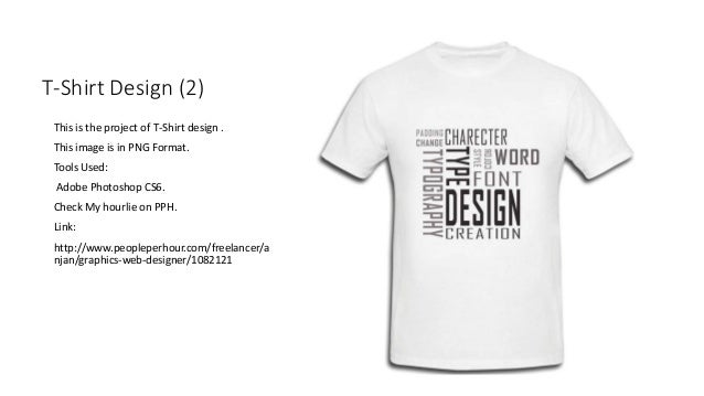 T shirt design presentation Design t shirt online