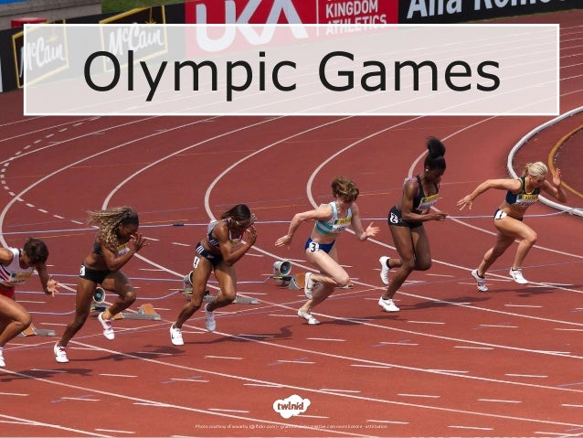 Photo courtesy of wwarby (@flickr.com) - granted under creative commons licence - attribution Olympic Games