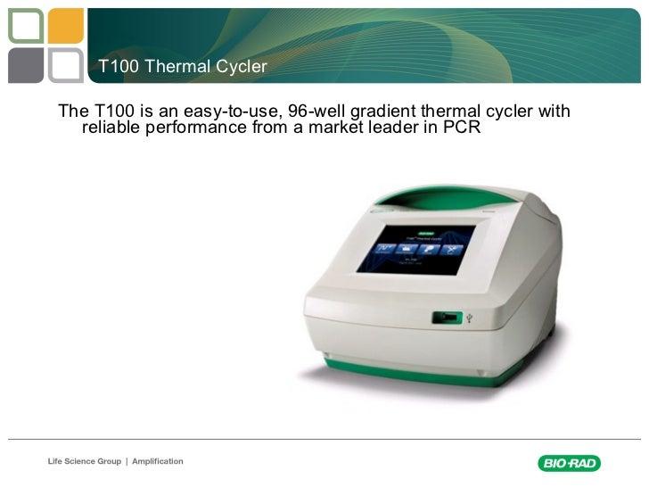 Biorad s1000 thermal cycler
