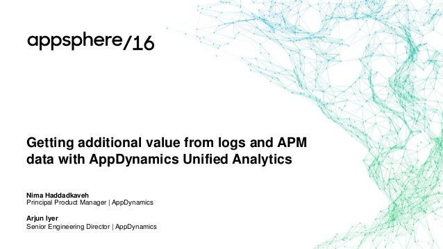 Getting Additional Value from Logs and APM Data with