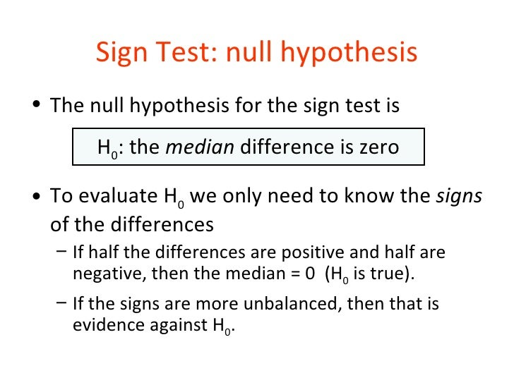 nonparametric hypothesis testing essay Describe how you can test hypothesis using nonparametric test designing a study create an example of a research question in an imaginary quantitative nursing study.