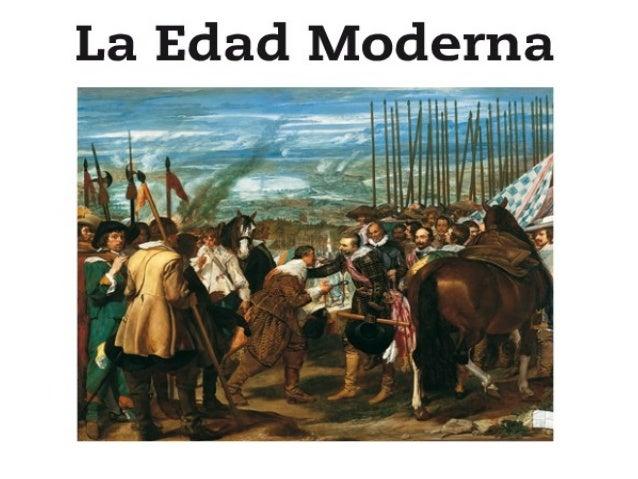 T13 01 Edad Moderna