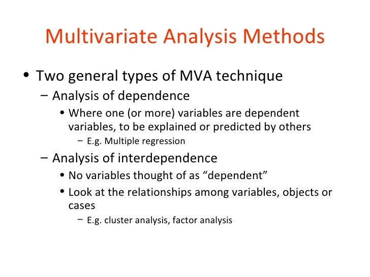Real Statistics Multivariate Functions