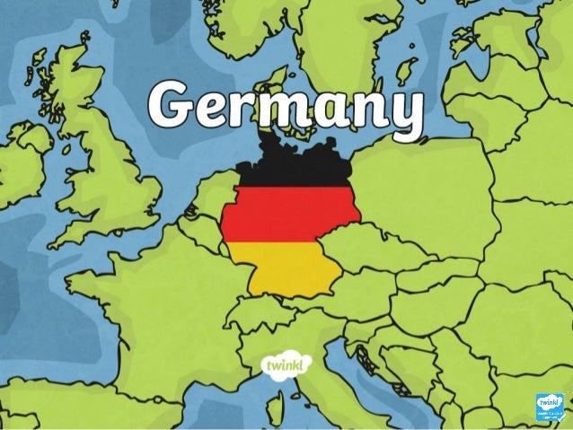 Germany Culture Food School