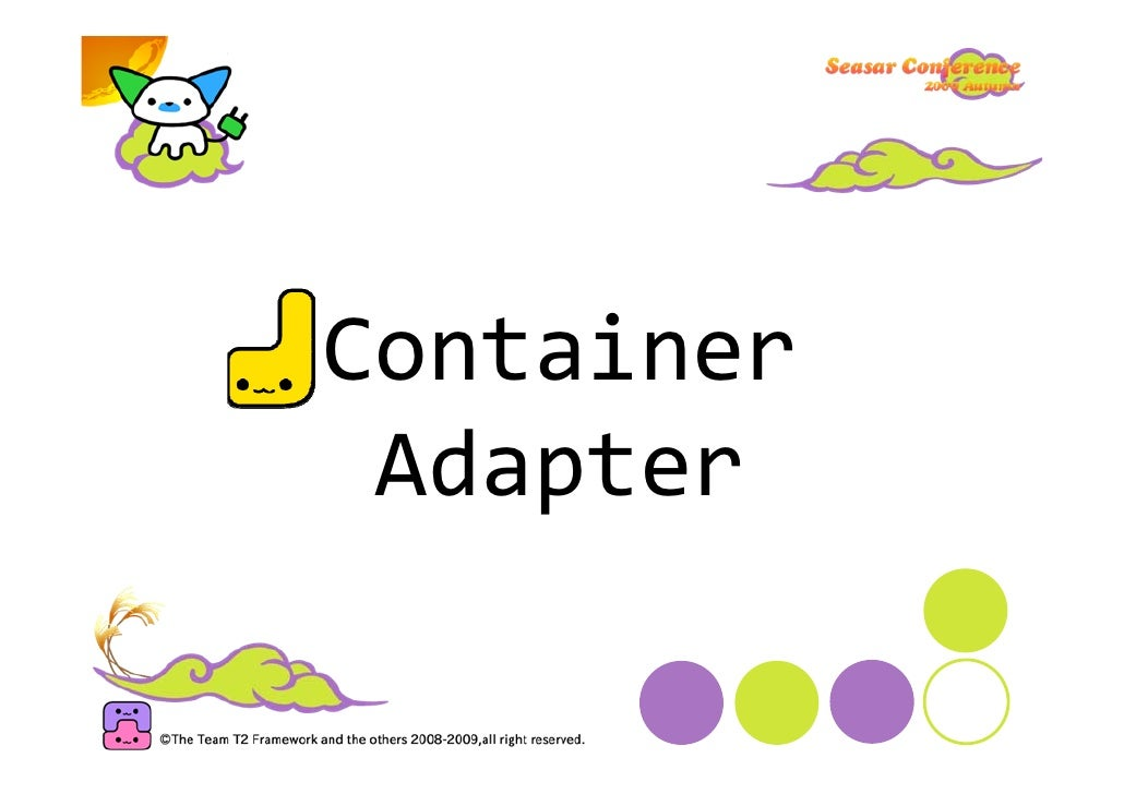 Container  Adapter