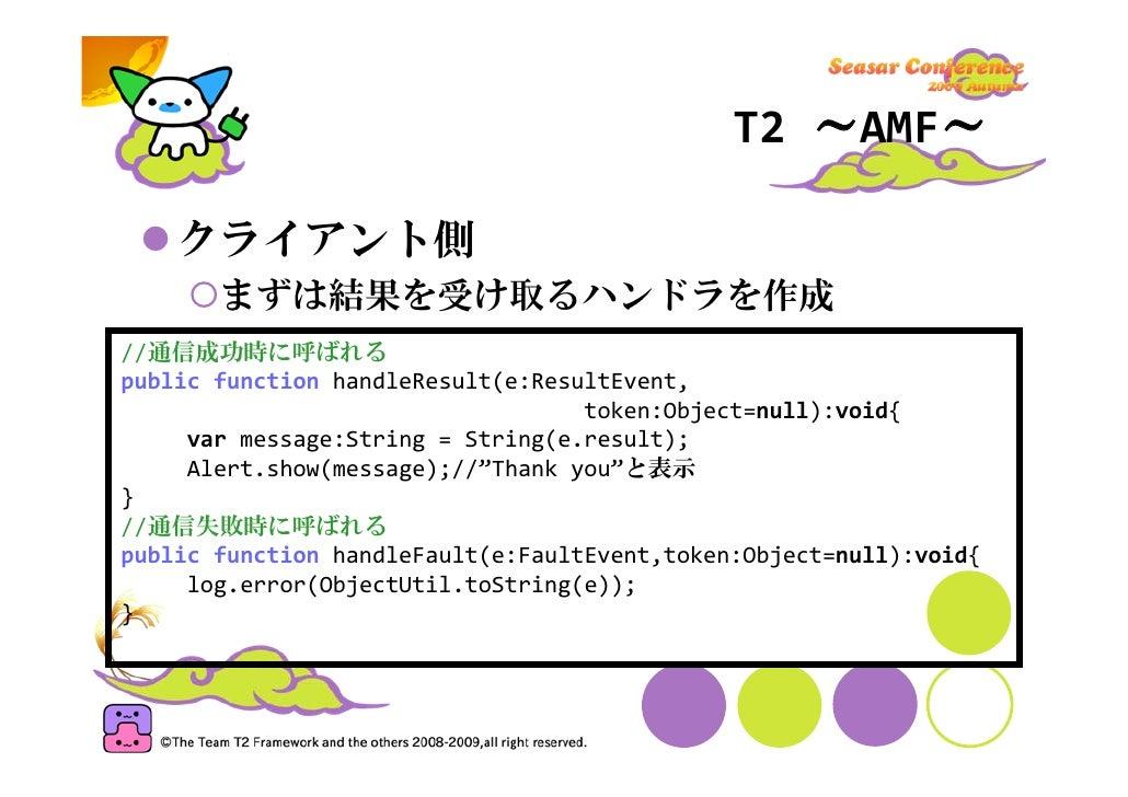 T2~AMF~     demo
