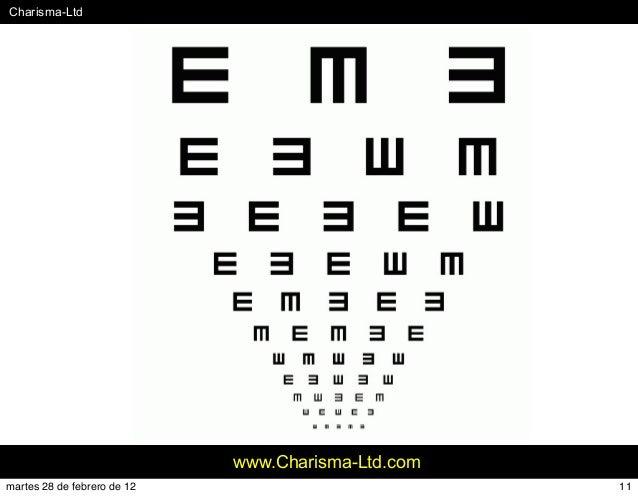 #Charisma-Ltd www.Charisma-Ltd.com 11martes 28 de febrero de 12