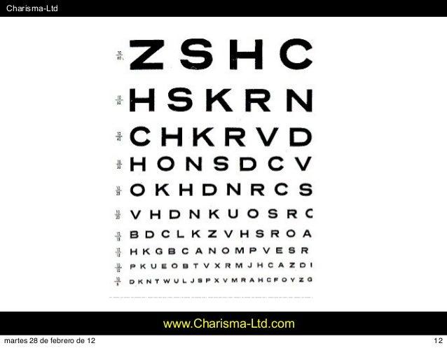#Charisma-Ltd www.Charisma-Ltd.com 12martes 28 de febrero de 12
