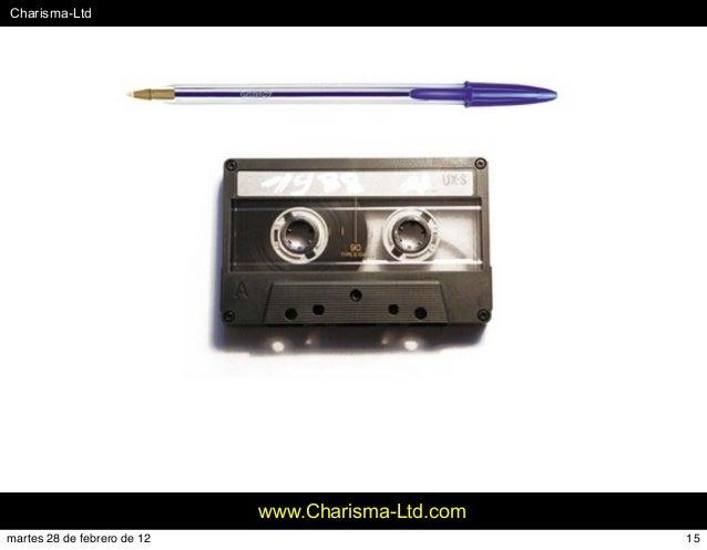 #Charisma-Ltd www.Charisma-Ltd.com 15martes 28 de febrero de 12