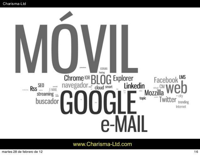#Charisma-Ltd www.Charisma-Ltd.com 16martes 28 de febrero de 12