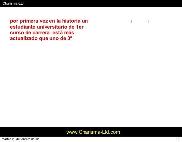 #Charisma-Ltd www.Charisma-Ltd.com por primera vez en la historia un estudiante universitario de 1er curso de carrera está...