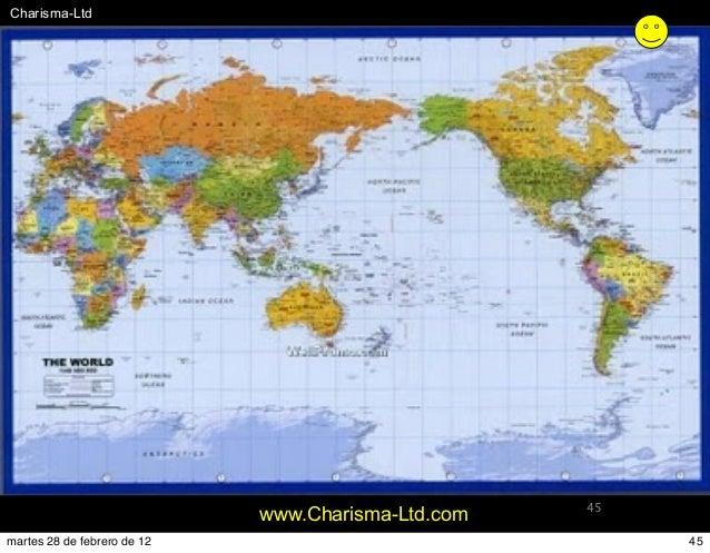 #Charisma-Ltd www.Charisma-Ltd.com 45 45martes 28 de febrero de 12