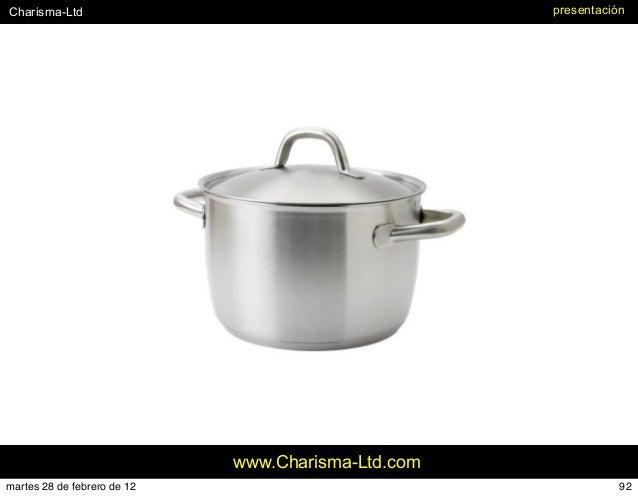 #Charisma-Ltd www.Charisma-Ltd.com presentación 92martes 28 de febrero de 12