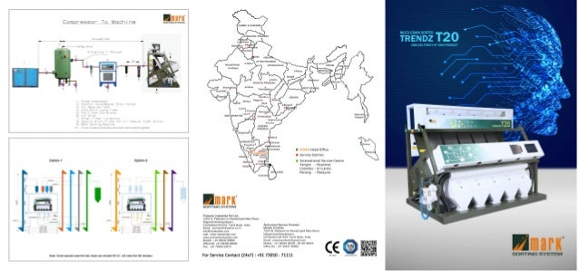 Grain Color Sorter By  Promech Industries Private Limited(mark Color Sorter)